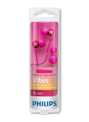 SHE3705WT Kulakiçi Mikrofonlu Kulaklık-Philips